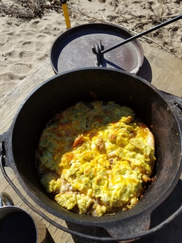 Dutch Oven Cooking, Cast Iron, Camp Cooking