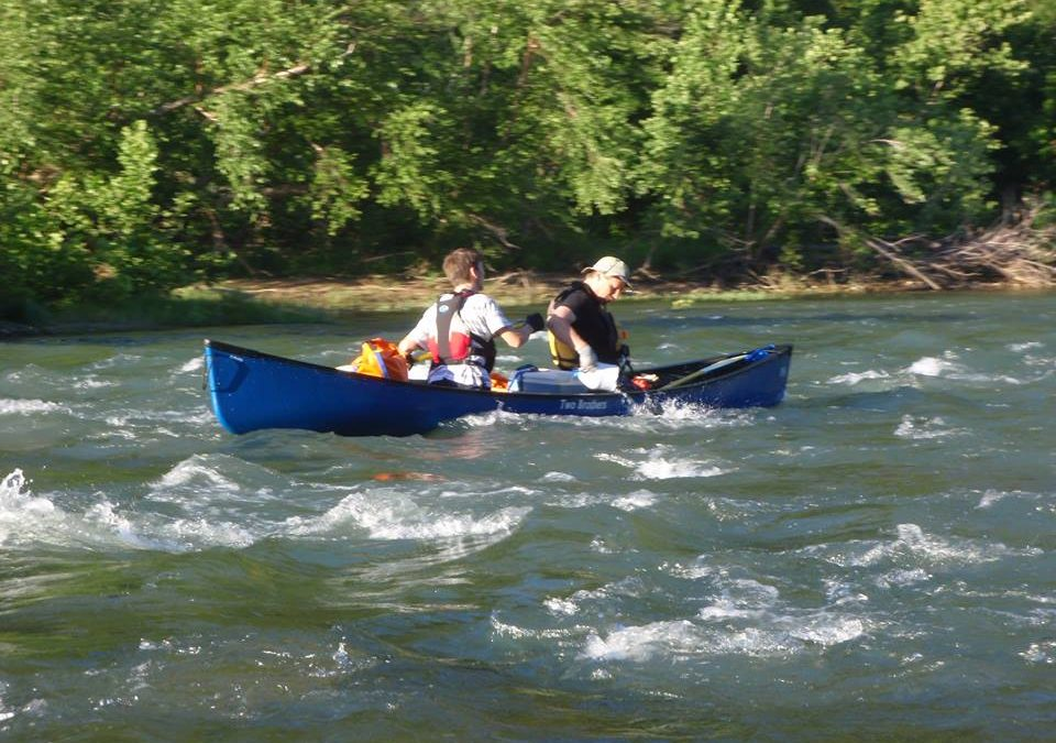Thwarted: The Anatomy of a Canoe